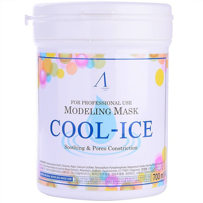 Anskin CoolIce Modeling Mask ontainer