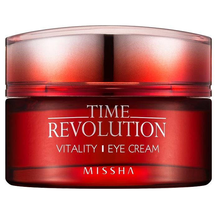 Missha Time Revolution Vitality Eyecream фото