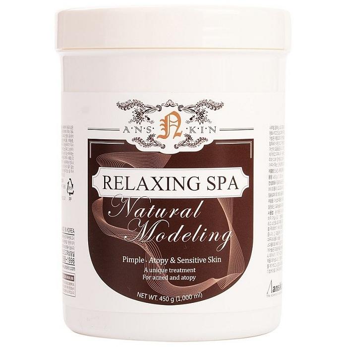 Anskin Natural Relaxing Spa Modeling Mask