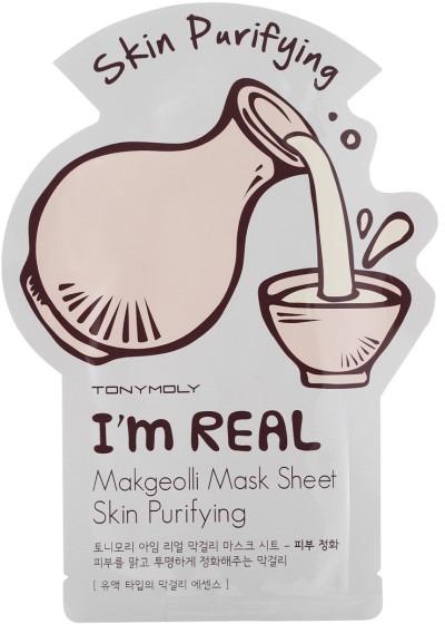 Tony Moly Im Real Makgeolli Mask Sheet