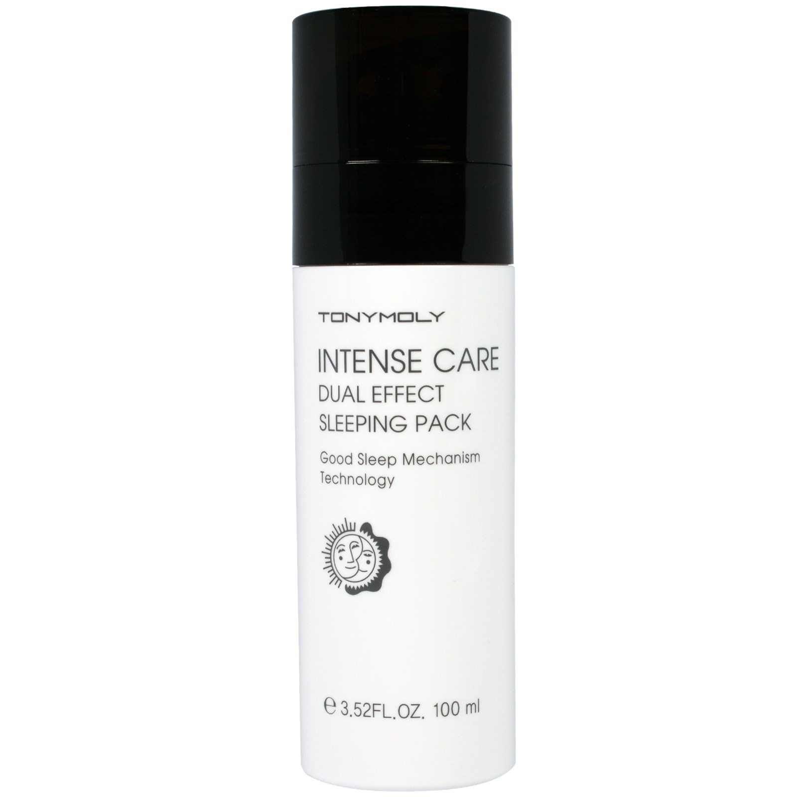 Tony Moly Intense care dual effect sleeping pack -  Для лица
