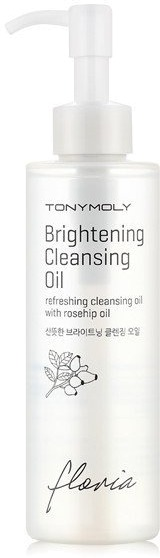 Tony Moly Floria Brightening Cleansing Oil -  Для лица
