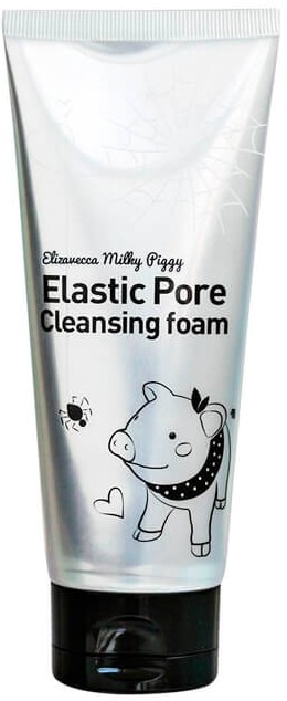 Elizavecca Milky Piggy Elastic Pore Cleansing Foam фото
