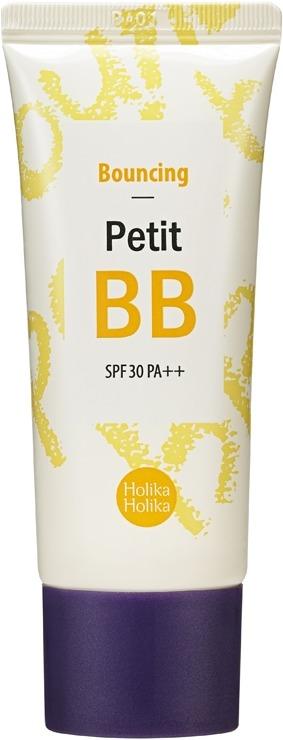 Holika Petit BB Cream bouncing