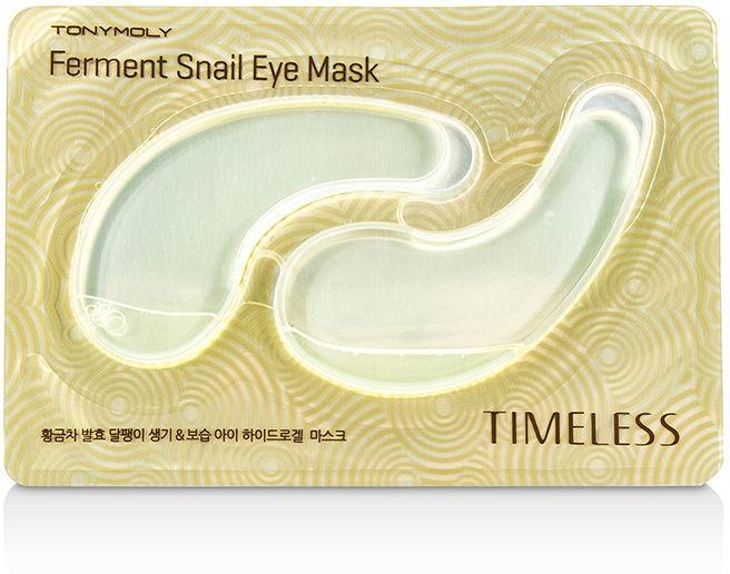 Tony Moly Timeless Ferment Snail Eye Mask фото