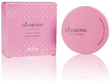 Skin Diamond Collection Star Glow Ball Powder