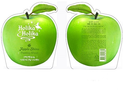 Holika Holika Apple Shine Peeling Sheet