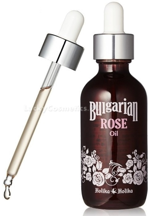 Купить Holika Holika Bulgarian Rose Oil