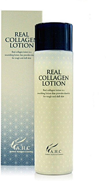 AHC Real Collagen Lotion