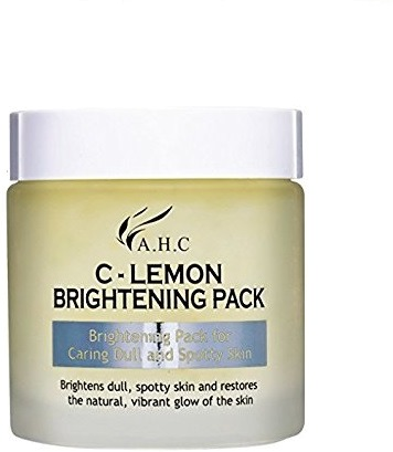 AHC CLemon Brightening Pack