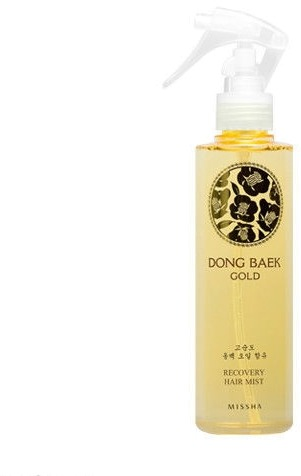 Missha Dong Baek Gold Premium Recovery Hair