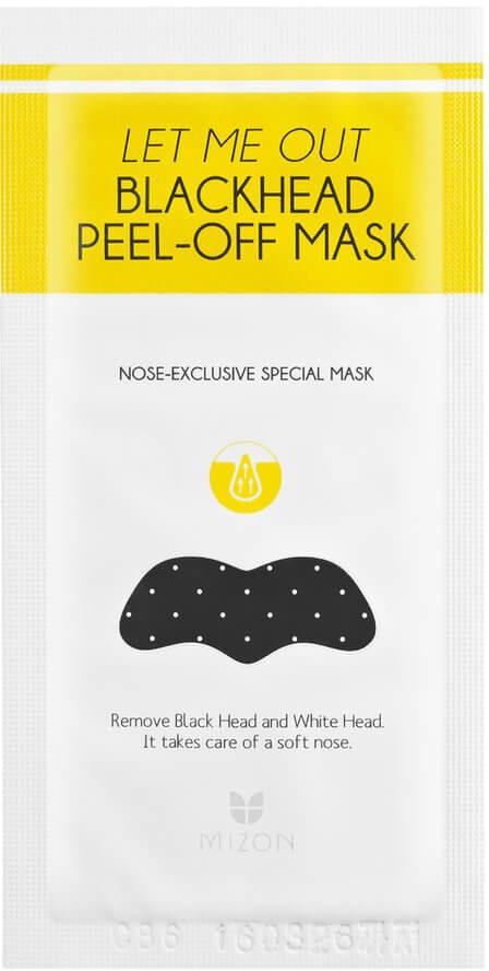 Mizon Let Me Out Blackhead PeelOff Mask