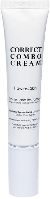 Mizon Correct Combo cream Flawless skin tube