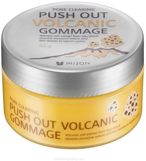 Купить Mizon Push Out Volcanic Gommage