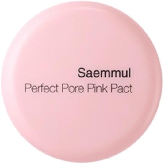 The Saem Saemmul Perfect Pore Pink Pact -  Макияж