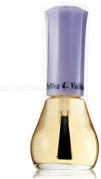 Holika Holika Magic Pop Nail Healing OilВосстанавливающее масло глубоко воздействует на ногтевую пластину и кожу вокруг нее. Натуральные компоненты питают кожу и ноготь, размягчают огрубевшую кутикулу, избавляют от шелушений и сухости. Ногти и кутикула уже после первого применения выглядят более здоровыми и ухоженными.<br><br>Масло имеет тонкий приятный запах без химических отдушек. Насыщает ногти и кожу питательными веществами, но не оставляет жирных пятен и не пачкает. Для удобства использования имеется кисточка, с помощью которой средство дозируется очень точно, а значит, будет расходоваться экономно. Подходит для ухода за ногтями и кутикулой после мытья и маникюра.<br><br>&amp;nbsp;<br><br>Объём: 10 мл<br><br>&amp;nbsp;<br><br>Способ применения:<br><br>Нанесите небольшое количество масла на сухие участки кожи вокруг ногтей и сами ногти, массажными движениями вотрите средство. Спустя полчаса ополосните руки теплой водой. Для более интенсивного воздействия оставьте масло на ногтях на ночь, утром смойте.<br>