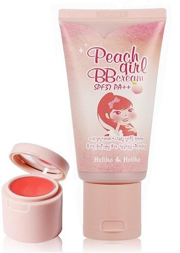 Holika Holika Peach Girl BB фото