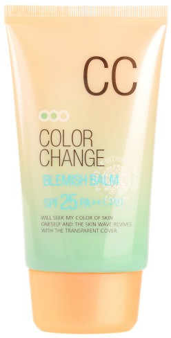 Welcos Lotus Color Change Blemish Balm фото