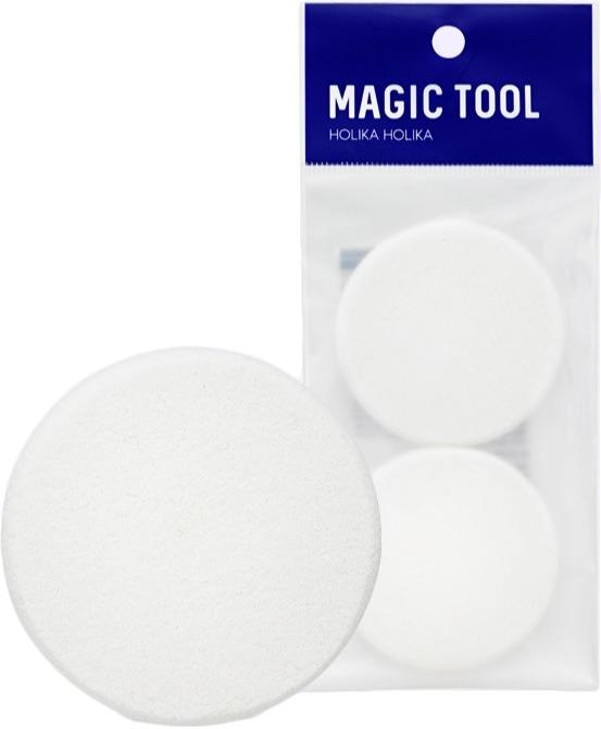 Holika Holika Nbr Puff CircleДанный круглый пуф, сделанный из высококачественной резины, идеально подойдет для нанесения жидких тональных средств (базы для макияжа, тональных основ), а также компактной пудры. Пуф можно легко помыть мыльным раствором слабой консистенции или любым средством для очищения кистей для макияжа.<br><br>&amp;nbsp;<br><br>Объём: 2 шт<br><br>&amp;nbsp;<br><br>Способ применения:<br><br>Нанесите тональное средство на спонж, а затем растушуйте его спонжем по лицу.<br>