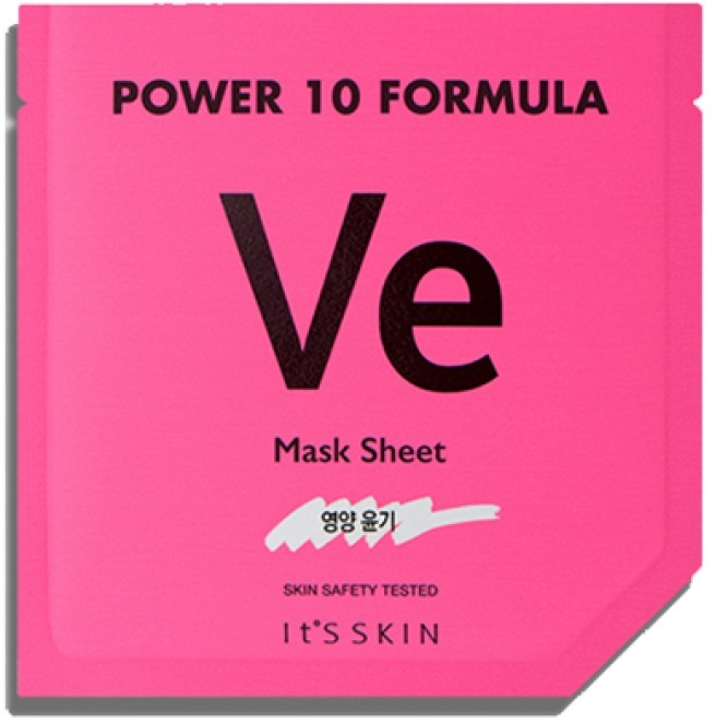 Its Skin Power Formula Ve Mask Sheet фото