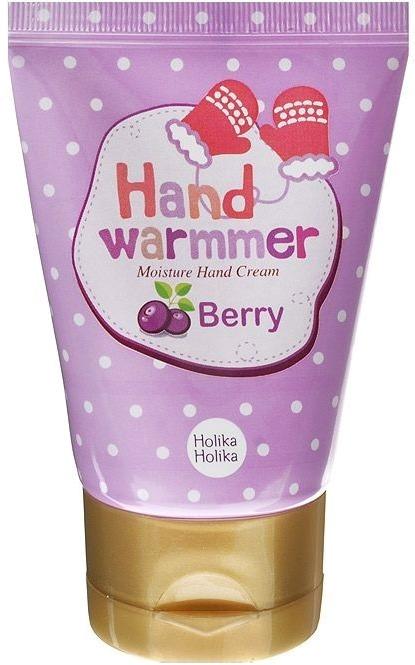 Holika Holika Hand Warmmer moisture hand cream berry