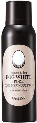 Skinfood Volcanic and Egg White Pore Cool Meringue Pack фото