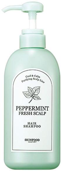 Освежающий шампунь Skinfood Peppermint Fresh Scalp Shampoo
