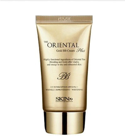 Skin The Oriental Gold Plus BB Cream SPF PA   tube.