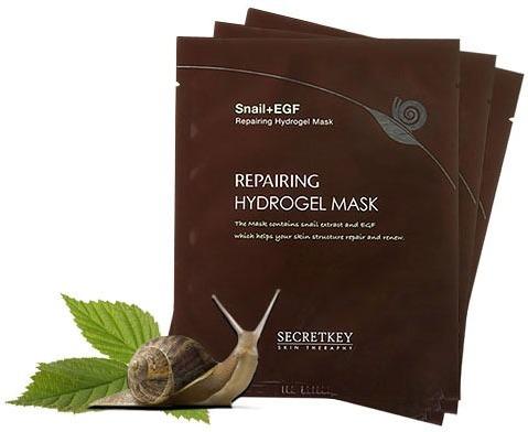 Secret Key Snail  EGF Repairing Hydrogel Mask