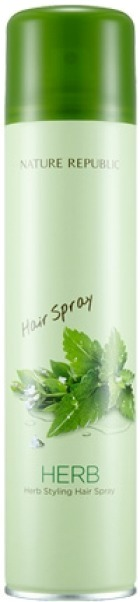 Nature Republic Herb Styling Hair Spray