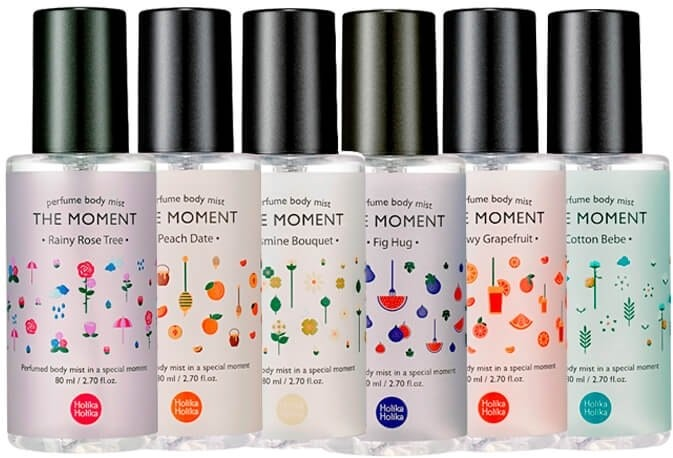 Holika Holika The Moment Perfume Body Mist
