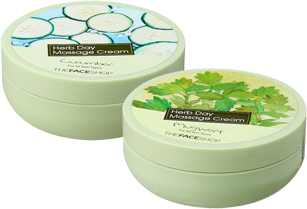 The Face Shop Herb Day Cleansing Cream фото