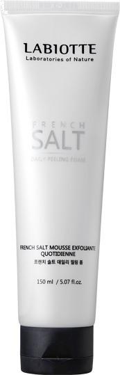 Labiotte French Salt Daily Peeling Foam фото