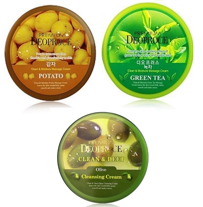 Deoproce Premium Clean amp Deep Cleansing Cream