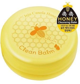 The Yeon Jeju Canola Honey Clean Balm