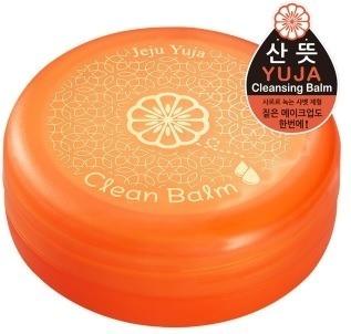 The Yeon Jeju Yuja Clean Balm