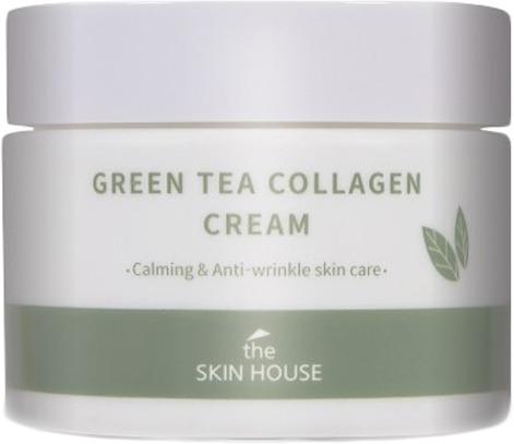 The Skin House Green Tea Collagen Cream фото