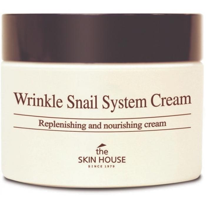 Купить The Skin House Wrinkle Snail System Cream
