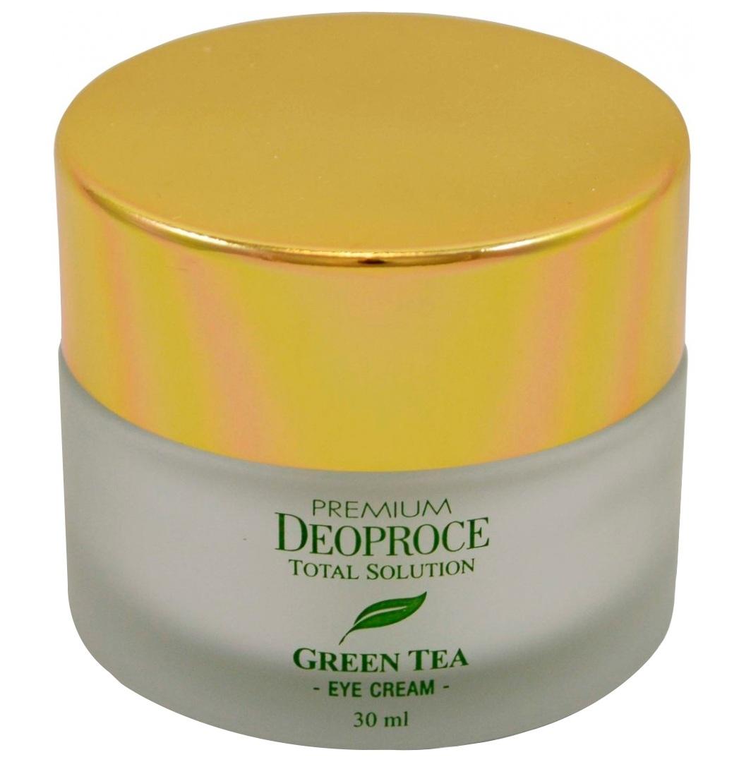 Купить Deoproce Premium Green Tea Total Solution Eye Cream