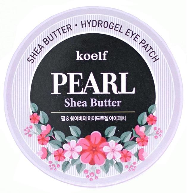 Koelf Hydro Gel Pearl and Shea Butter Eye Patch фото