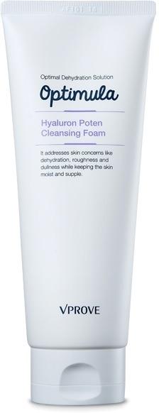 Vprove Optimula Hyaluron Poten Cleansing Foam