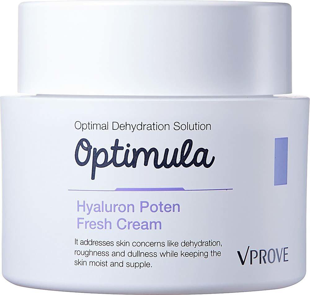 Vprove Optimula Hyaluron Poten Fresh Cream  - Купить