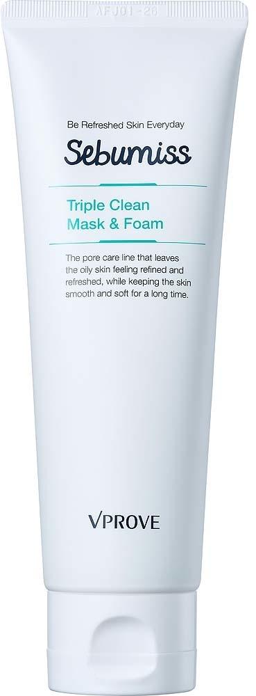 Vprove Triple Clean Mask And Foam фото