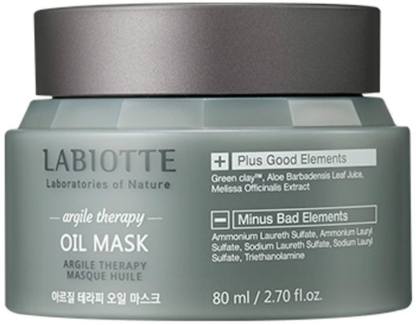 Labiotte Argile Therapy Oil Mask фото