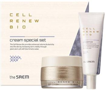 The Saem Cell Renew Bio Cream Special Set N фото