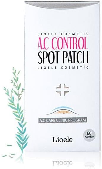 Lioele AC Control Spot Patch SetПатчи для проблемной кожи от Lioele A.C. Cotrol Spot Patch Set необходимы для быстрого устранения очагов воспалений. С помощью этих небольших круглых пластырей можно добиться отличного эффекта, ведь каждый патч:<br><br><br>охватывает воспаление целиком;<br>концентрированно действует лечебными средствами, интенсивно восстанавливая и успокаивая кожу;<br>оберегает кожный покров от попадания микробов;<br>избавляет от недостатков, не оставляя рубцов.<br><br><br>Вдобавок ко всему, патчи прозрачны и практически незаметны на коже. Благодаря долговременному действию такой пластырь избавляет от воспалений уже после первого использования и обычно не требует повторного накладывания.<br><br>В составе действующей поверхности несколько натуральных экстрактов (виноград, берёзовый сок, алоэ), которые одинаково полезны для любого типа кожи и не имеют противопоказаний к применению на чувствительной коже.<br><br>&amp;nbsp;<br><br>Объём: 60 шт<br><br>&amp;nbsp;<br><br>Способ применения:<br><br>Использовать после умывания на чистом и сухом лице. Отклеивайте патчи по одному от пластинки и аккуратно накладывайте липкой стороной на центры воспалений и покраснений, избегая формирования складок. Держать патчи на коже нужно около 8-12 часов, что отлично подходит для использования Control Spot Patch ночью.<br>