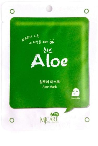 Mijin Cosmetics Aloe Mask.
