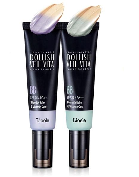 Lioele Dollish Veil Vita BB spf -  BB/CC кремы
