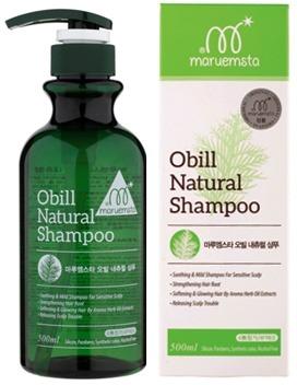 Mstar Obill Natural Shampoo фото