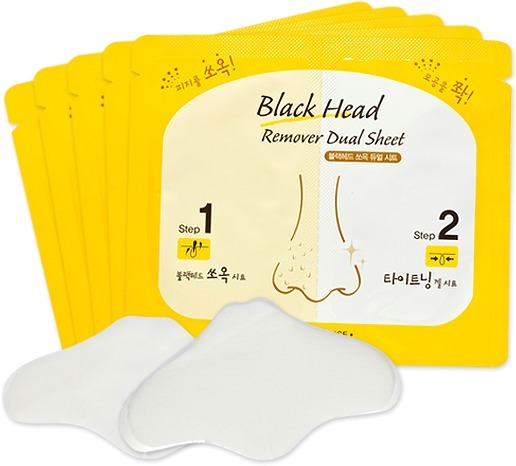 Etude House Black Head Remover Dual Sheet